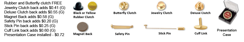Custom Cloisonne Lapel Pins, Baseball, Softball, Ribbon, Little League, Flag and Employee Recognition Pins